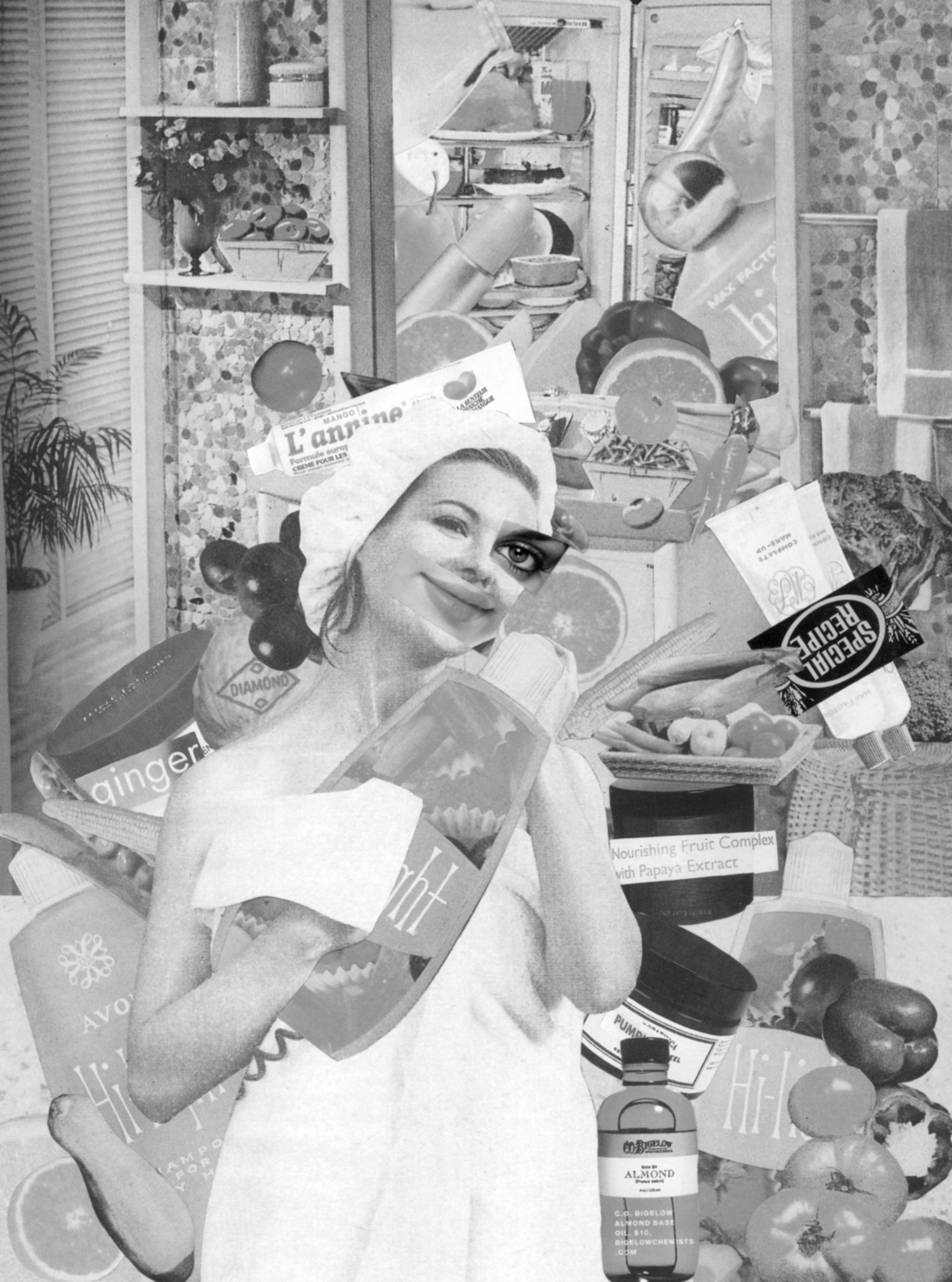 Collage illustration by Carrie Christian