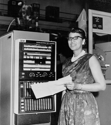 Image result for dorothy vaughan nasa