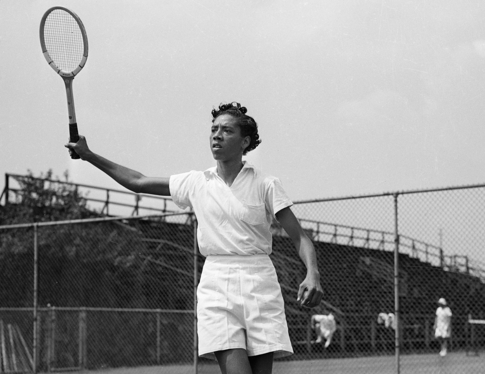 althea gibson essay It would be a disservice simply to describe althea gibson, who died yesterday, aged 76, as the precursor of arthur ashe and the williams sisters as the first african american to win major tennis championships.