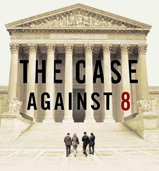 the case against eight poster
