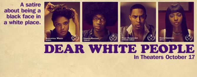 a preview of dear white people
