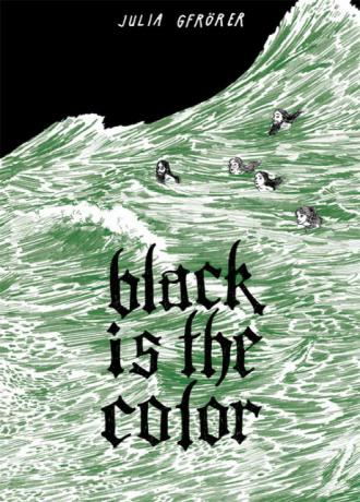 black is the color cover