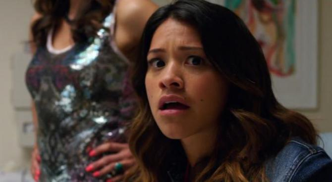 gina rodriguez in Jane the virgin