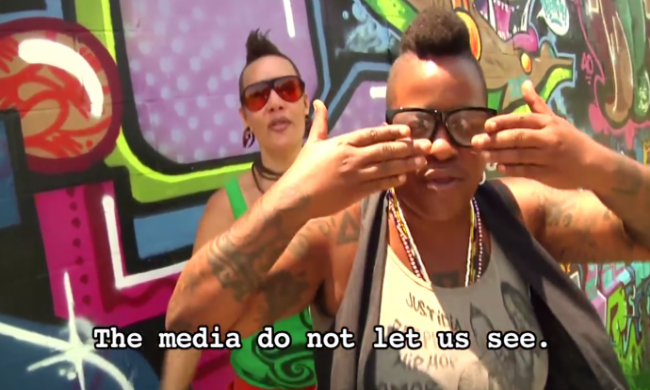 "Two Cuban rappers say ""The media does not let us see!"""