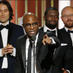 Barry Jenkins accepts Oscar for Moonlight