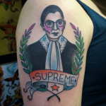 rbg tattoo