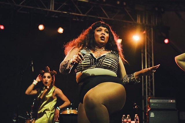 houston minneapolis hiphop dance soul pop Lizzo