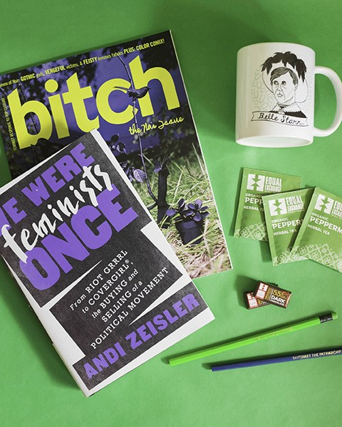 Bitch Media Subscription | Feminist Gift Guide