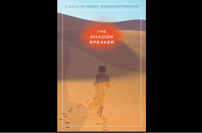 the cover ofthe shadow speaker
